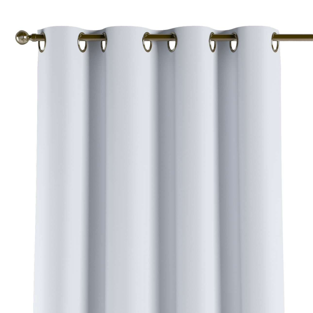blackout eyelet curtains dekoria. Black Bedroom Furniture Sets. Home Design Ideas