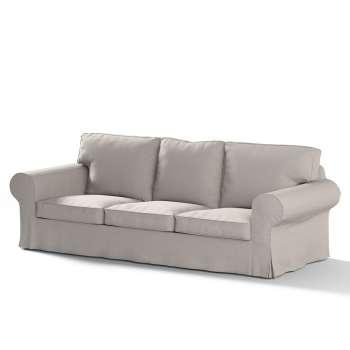 Ektorp 3-seater sofa bed cover (for model on sale in Ikea 2004-2013), Ektorp 3-seat sofa-bed cover, Fabric 705-03 from collection Etna
