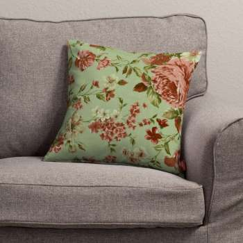 Kinga cushion cover, 50 x 50 cm (20 x 20 inch), Fabric 311-06 from collection Flowers/Luna