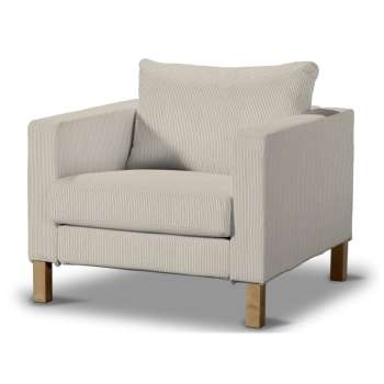 Karlstad armchair cover, Karlstad armchair cover, Fabric 105-90 from collection Manchester