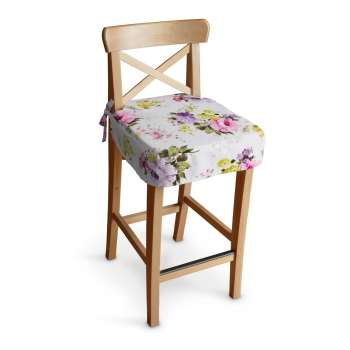 Ingolf bar stool seat pad cover, Ingolf bar stool, Fabric 140-00 from collection Monet
