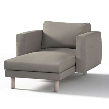 Norsborg chaise longue with armrests cover, Norsborg chaise longue with armrests cover, Fabric 702-07 from collection Panama Cotton
